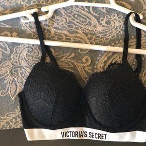 Victoria Secret black bra